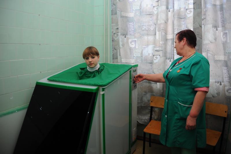 Кардиоревматологические санатории для детей