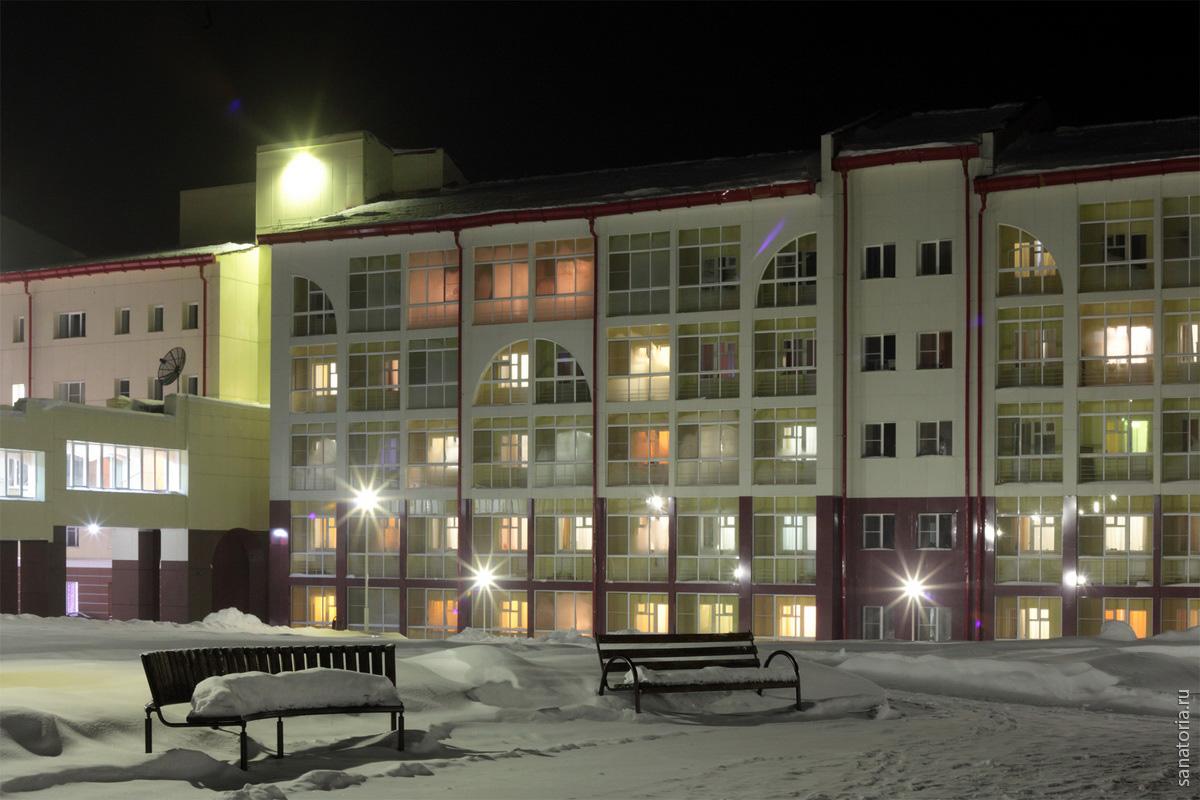 борисовский санаторий фото кемеровская область