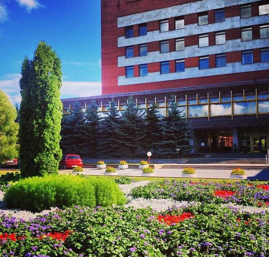 Санаторий «Белые ночи» (Санкт-Петербург) - отзывы, цены, сайт, адрес ... 7535e2de868