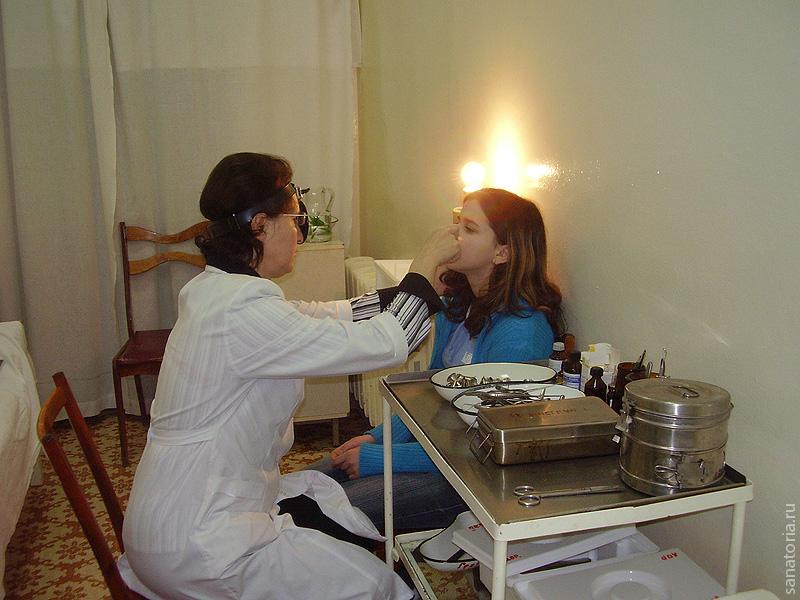 Санатории с лечением в нижегородской области