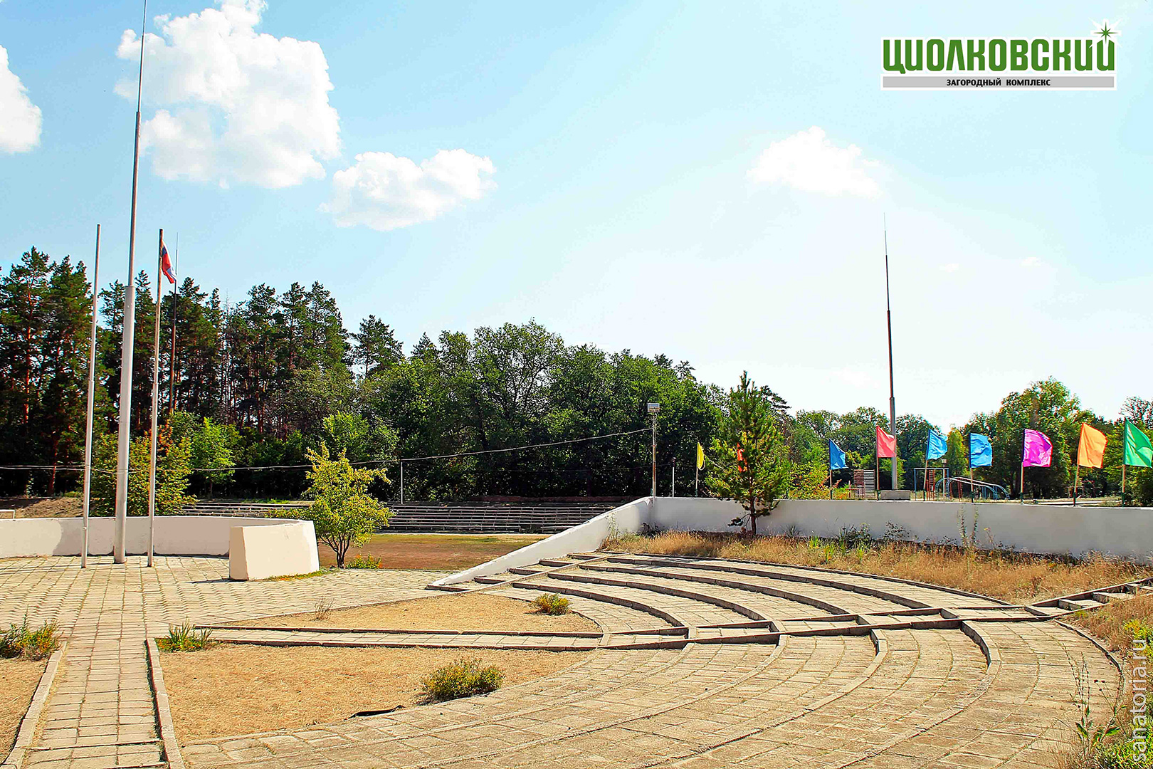 Санаторий циолковского схема проезда