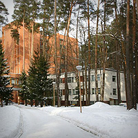 Санаторий «Строитель» филиал № 3 ОАО«Туластройсервис»